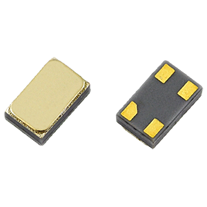 The OM7605C9 32.768kHz oscillator features and ultra-miniature 1610 footprint and ultra-low current consumption.