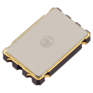 Golledge custom clock oscillator package