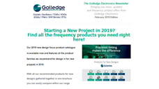 February 2019 Golledge Electronics Newsletter.png