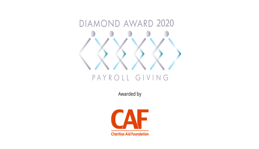 The Golledge Electronics team are very proud to have been awarded the Diamond Payroll Giving Award 2020 by the charities aid foundation.