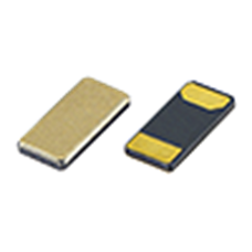 2-pad 3.3x1.6mm crystal