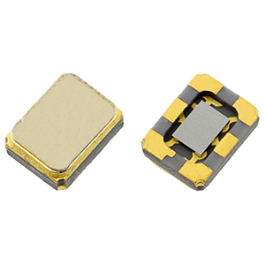 The GTXO-163T and GTXO-163V offer excellent stability in an ultra-miniature 1.6 x 1.2mm footrpint package.